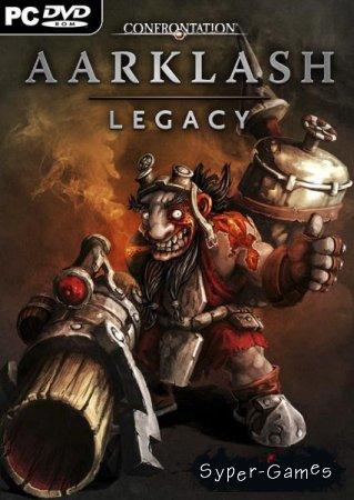 Aarklash Legacy (2013/RUS/ENG/FRA/Repack by VickNet)