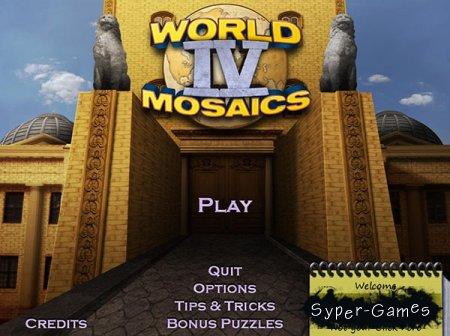 World Mosaics 4 (2010/ENG)