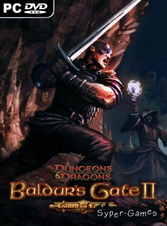 Baldur's Gate II: Enhanced Edition (2013/ENG)