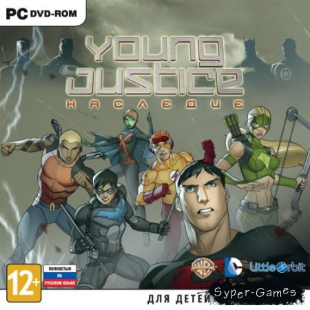 Young Justice: Наследие / Young Justice: Legacy (2013/ENG/Repack by Let'sРlay)