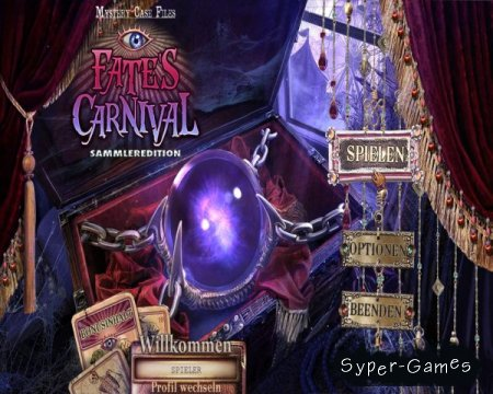 Mystery Case Files 10: Fate's Carnival Collector's Edition (2013/ENG)