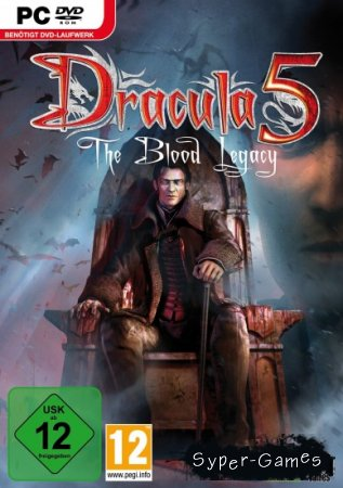 Dracula 5 - The Blood Legacy (2013/ENG)