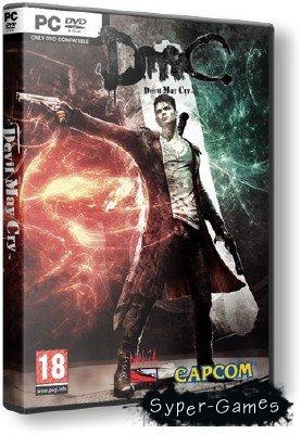 DmC: Devil May Cry (2013) скачать бесплатно