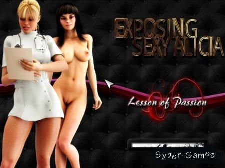 Еxposing Sexy Alicia