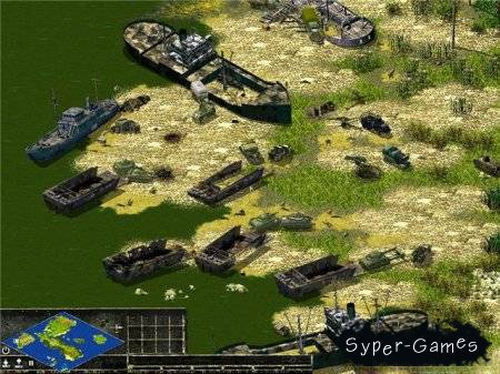 Sudden-Strike 2 - Real War Game 3 (2013)
