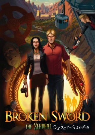 Broken Sword 5: The Serpents Curse Episode 1 (2013/ENG/MULTI5)