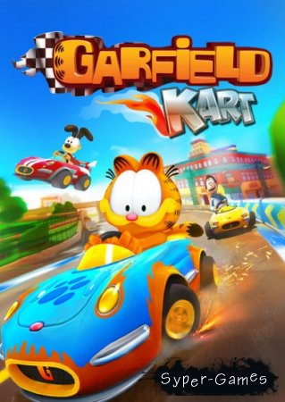 Garfield Kart  (2013/ENG/MULTI5)