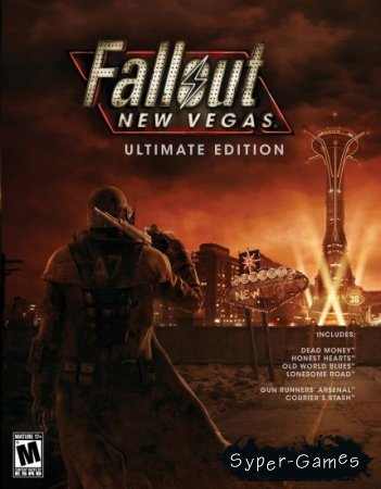 Fallout: New Vegas Ultimate Edition (2012/RUS/ENG/MULTI4)