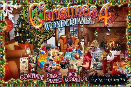 Christmas Wonderland 4 (2013/ENG)