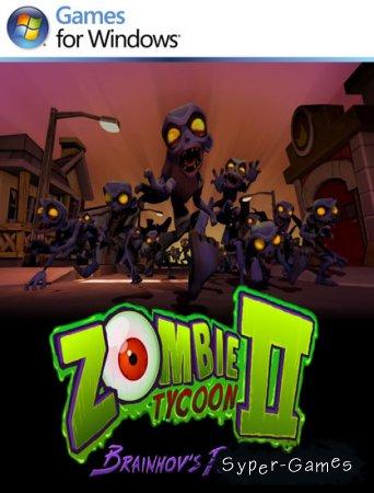 Zombie Tycoon 2: Brainhov's Revenge  (2013/RUS/MULTI7)