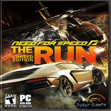 Need For Speed: The Run (2011/PC/RUS) Repack от R.G Bestgamer