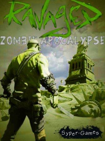 Ravaged Zombie Apocalypse (2013)