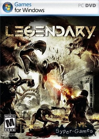 Legendary (RUS/ENG/2008/RePack by Origami/PC)
