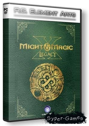 Might & Magic X - Legacy Digital Deluxe Edition [v. 1.3.1] (2014/RUS/ENG/RePack от R.G. Element Arts)