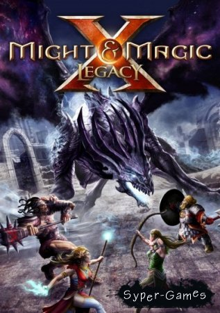 Might & Magic X Legacy (2014/RUS/MULTI14)