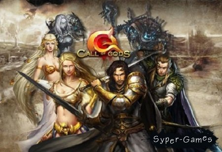 C�ll of Gods [v. 2.01] (2013/PC/Rus)