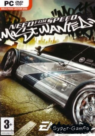 Need for Speed: Most Wanted (2005/Rus/Eng) + графический мод HD текстуры