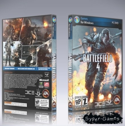 Battlefield 4: Digital Deluxe Edition Update 4 (2013/RUS)
