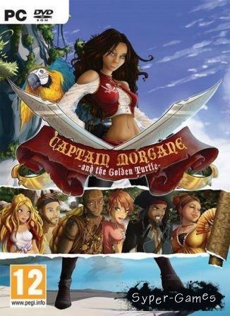 Капитан Морган и золотая черепаха (2013/Eng)