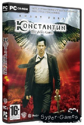 Constantine / Константин: Повелитель тьмы (2005/RUS/ENG/RePack)