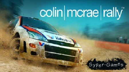Colin McRae Rally v1.02