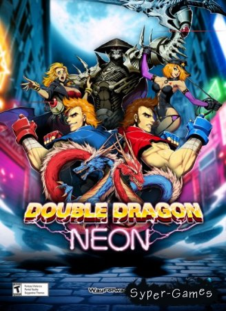 Double Dragon: Neon (2014/ENG)