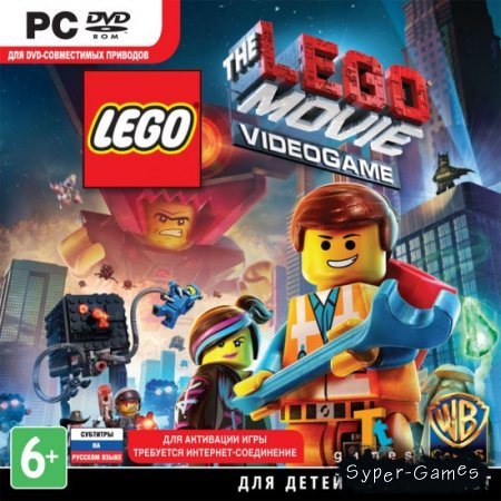The LEGO Movie: Videogame (2014/RUS/ENG/MULTI9)