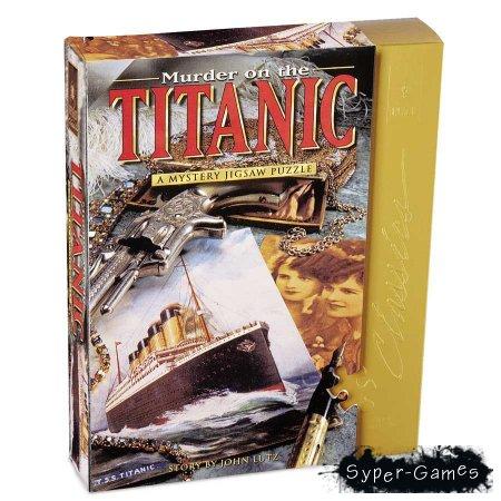 Murder on the Titanic /  Гибель Титаника (PC/eng/2012)