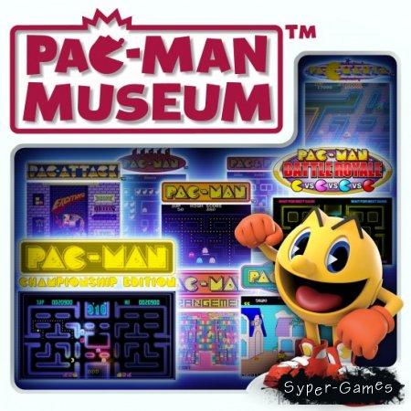 PAC-MAN MUSEUM (2014/MULTI6)