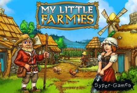 My Little Farmies [v. 3.04] (2013/PC/Rus)