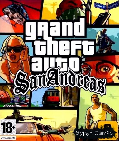 GTA San Andreas Android 2014 (Rus)