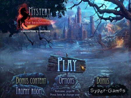 Mystery of Unicorn Castle 2: The Beastmaster Collectors Edition (2014/Eng)