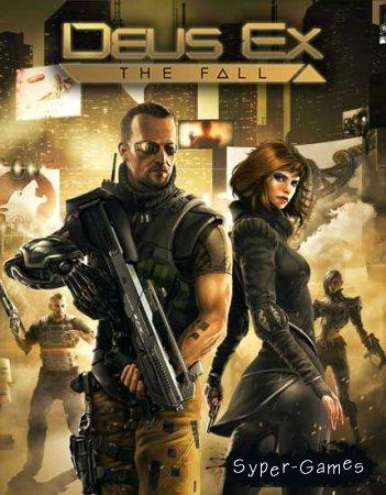 Deus Ex: The Fall (2014/ENG/MULTI5)
