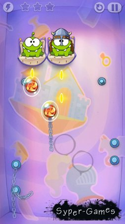 Cut the Rope Time Travel v1.2.2