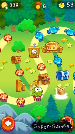 Cut the Rope 2 v1.0