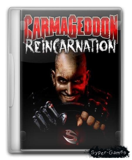 Carmageddon: Reincarnation v.0.1.2.4593 prealfa (2014/ENG) SteamRip Early Access