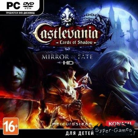 Castlevania: Lords of Shadow – Mirror of Fate HD (2014/RUS/ENG/Multi7/Full/RePack)