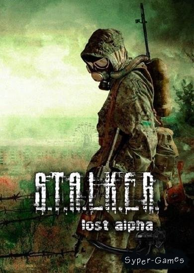 S.T.A.L.K.E.R.: Lost Alpha (2014/RUS/ENG/ITA/Repack R.G. Element Arts)