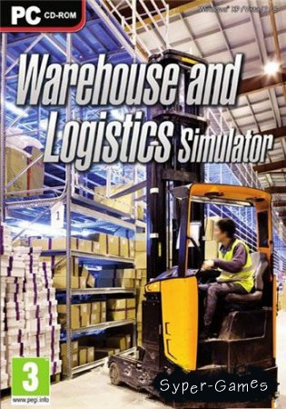 Warehouse and Logistics Simulator / Forklifter 2014 / Gabelstapler 2014 (2014/PC/Eng)