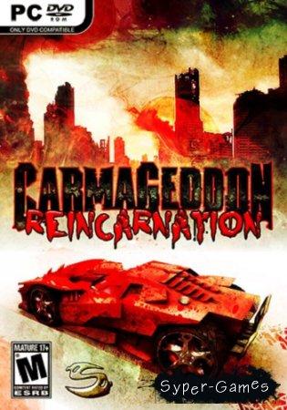 Carmageddon: Reincarnation v.0.1.2.4593 (2014/PC/RUS|ENG) RePack by T_ONG_BAK_J (R.G.Games)