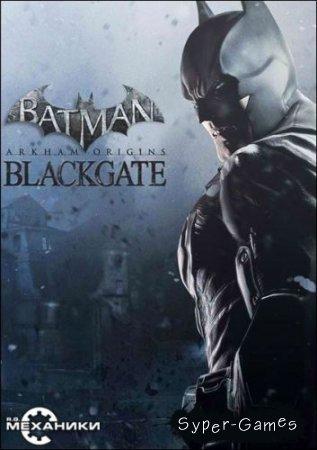 Batman: Arkham Origins Blackgate (2014/Rus/Eng/Repack)