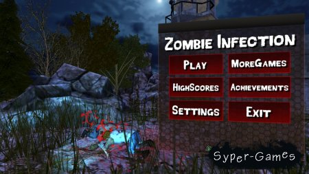 Zombie Infection v0.4 full