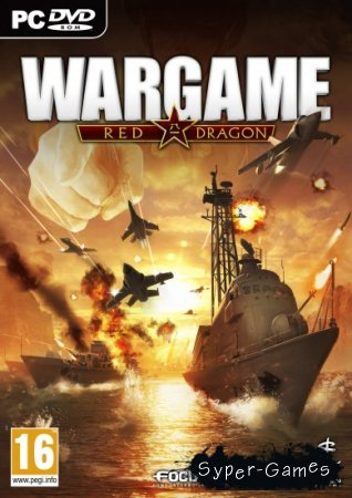 Wargame: Red Dragon (2014|RUS|ENG|MULTi8)