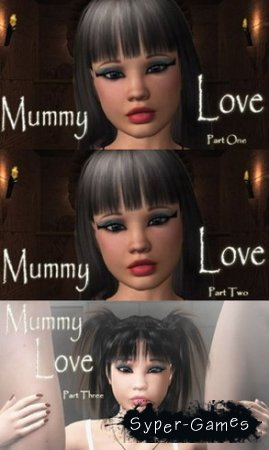 Mummy Love 1-3 (2010/RUS/PC)