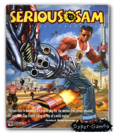 Serious Sam HD - The First Encounter (PC/Rus//RePack by LMFAO)
