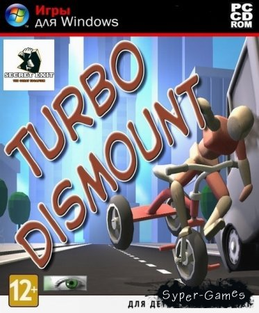 Turbo Dismount (2014/PC/ENG)