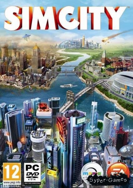 SimCity v.10.1 + All DLC (2013/RUS/ENG/RePack R.G. Механики)