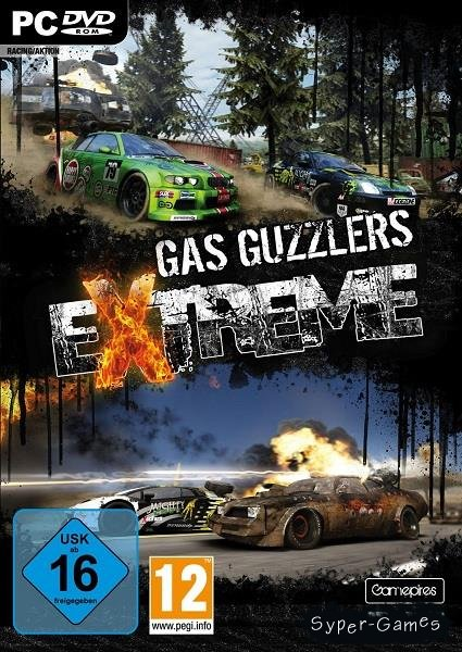 Gas Guzzlers Extreme (2013/RUS/ENG/MULTI4/RePack от R.G. Механики)