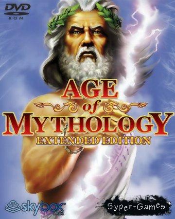 Age of Mythology: Extended Edition (2014/ENG/MULTI8)