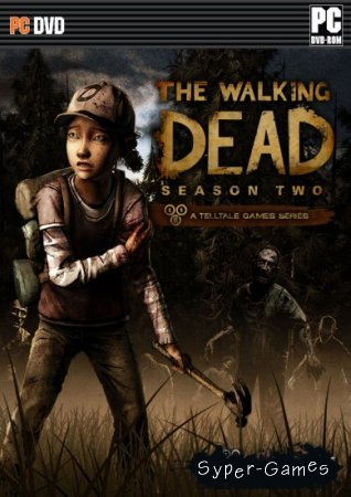 The Walking Dead: Season Two Episode 1 - 3 (2014/ENG)